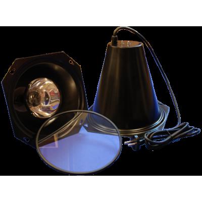 Support de lampe étanche