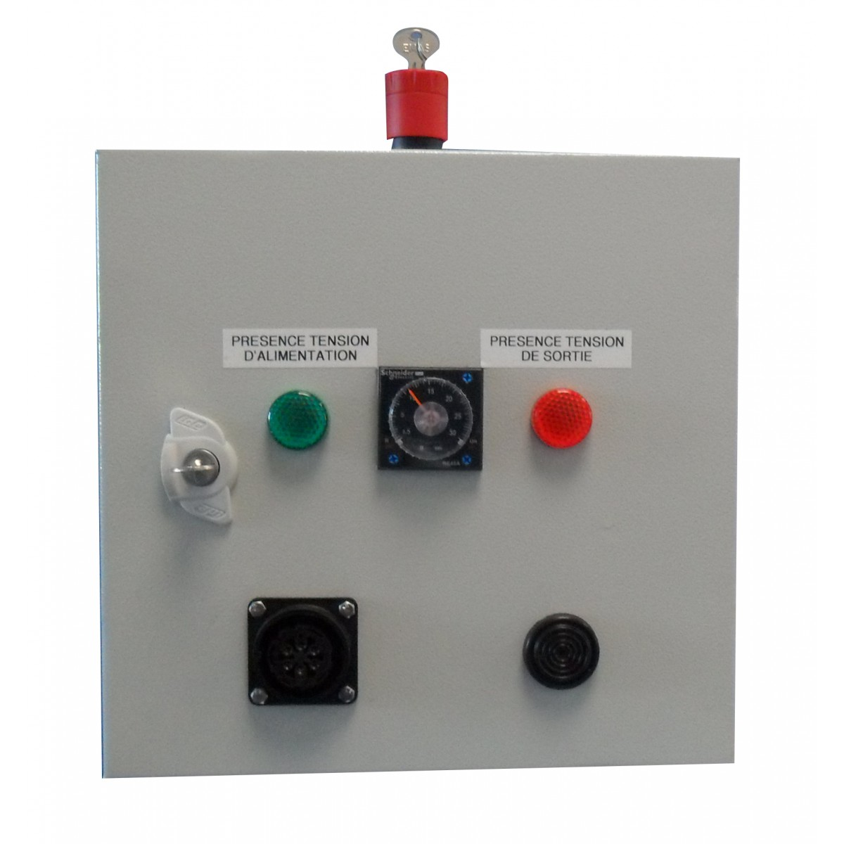 Armoire électrique portative