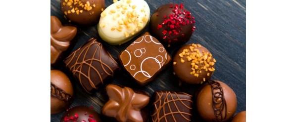Un coffret de chocolats offert ou une remise de 15 euros !